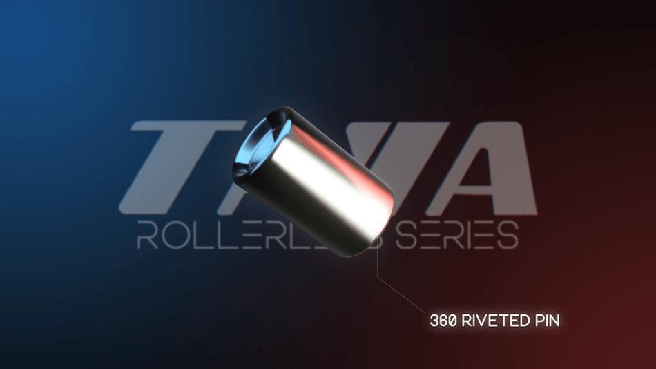 Taya chaînes Rollerless
