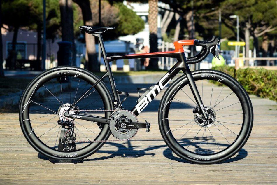 2021 Team Qhubeka-Assos BMC