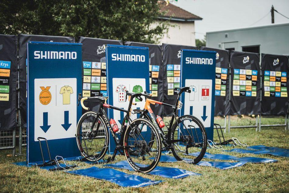 2021 Tour de France vélo Tadej Pogacar