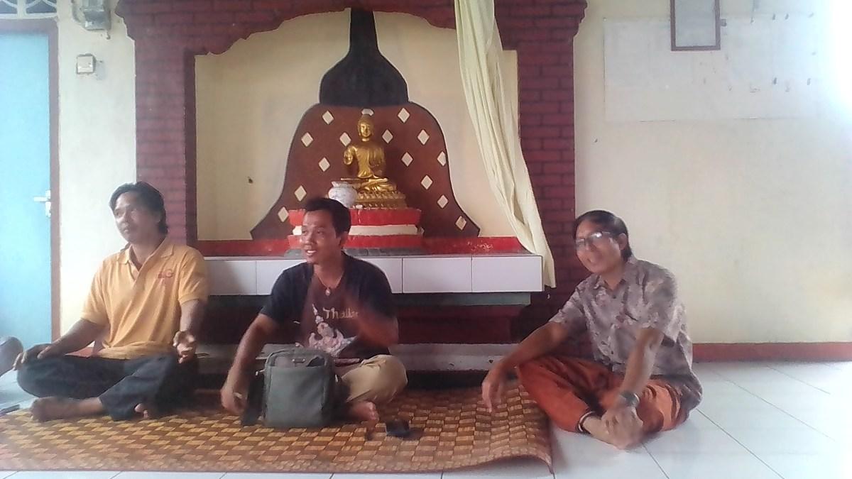 Junjung Tinggi Toleransi Umat Budha di Lombok Bertahan Karena Tradisi