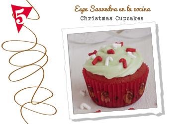 Cristmas Cupcakes