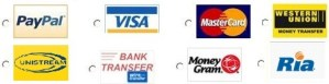 Accepted payment system