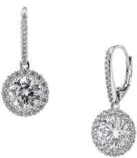 Nadri Crystal Drop Earrings | Dillards