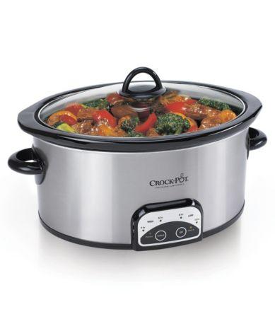 Crock Pot 4-quart Smart-pot Digital Slow Cooker Dillards