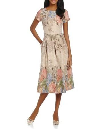 Dillard's Floral Print Dresses