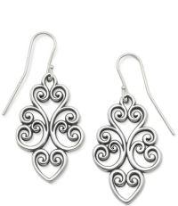 James Avery Jubilant Heart Earrings | Dillards