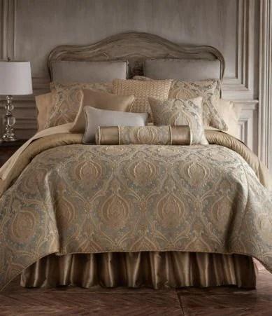 Rose Tree Norwich Damask  Striped Comforter Set  Dillards