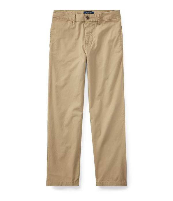 Ralph Lauren Childrenswear Big Boys 8-20 Suffield Flat Front Chino Pants Dillard'