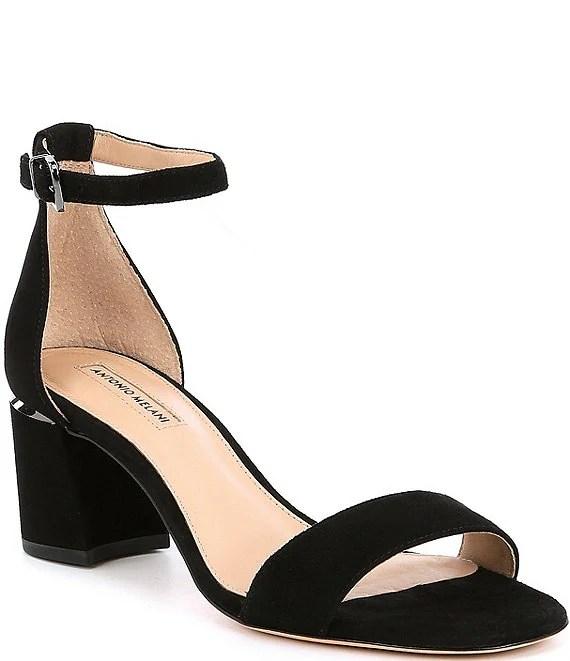 Antonio Melani Odella Suede Dress Sandals | Dillard's