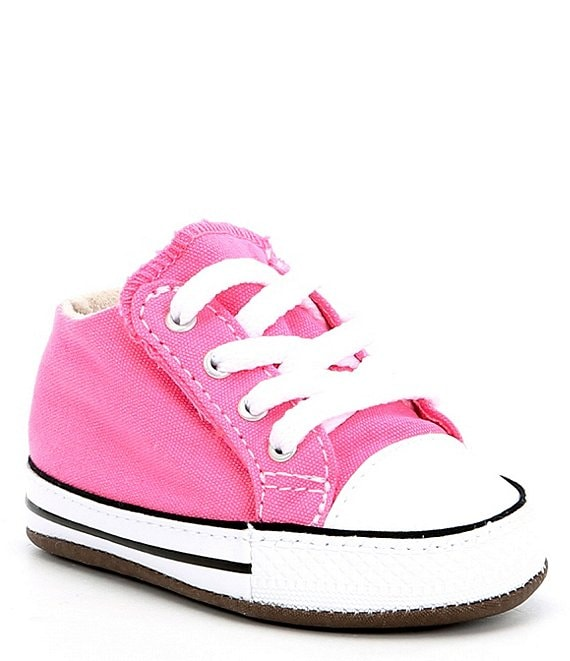 Sale Color White Converse All Star Shoes Girls