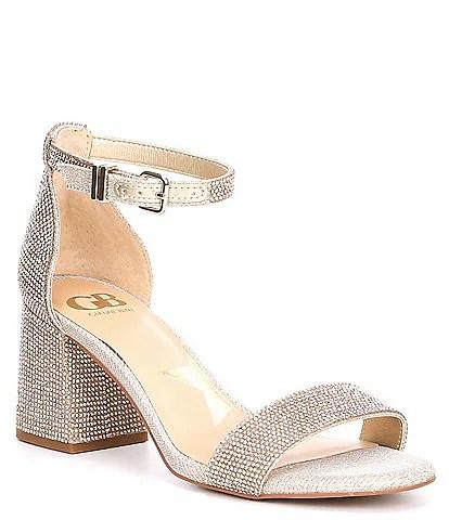 block heel sandals women