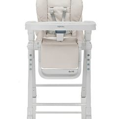 High Chair With Accessories Push Button Recliner Chairs Baby Dillard S Inglesina Gusto Highchair