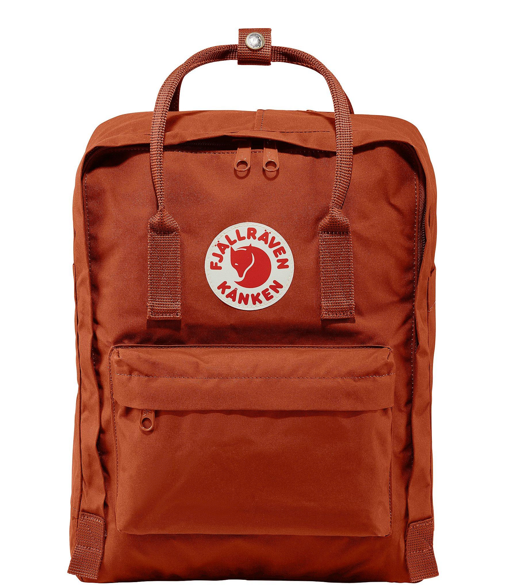 Fjallraven Kanken Water Resistant Backpack Dillards