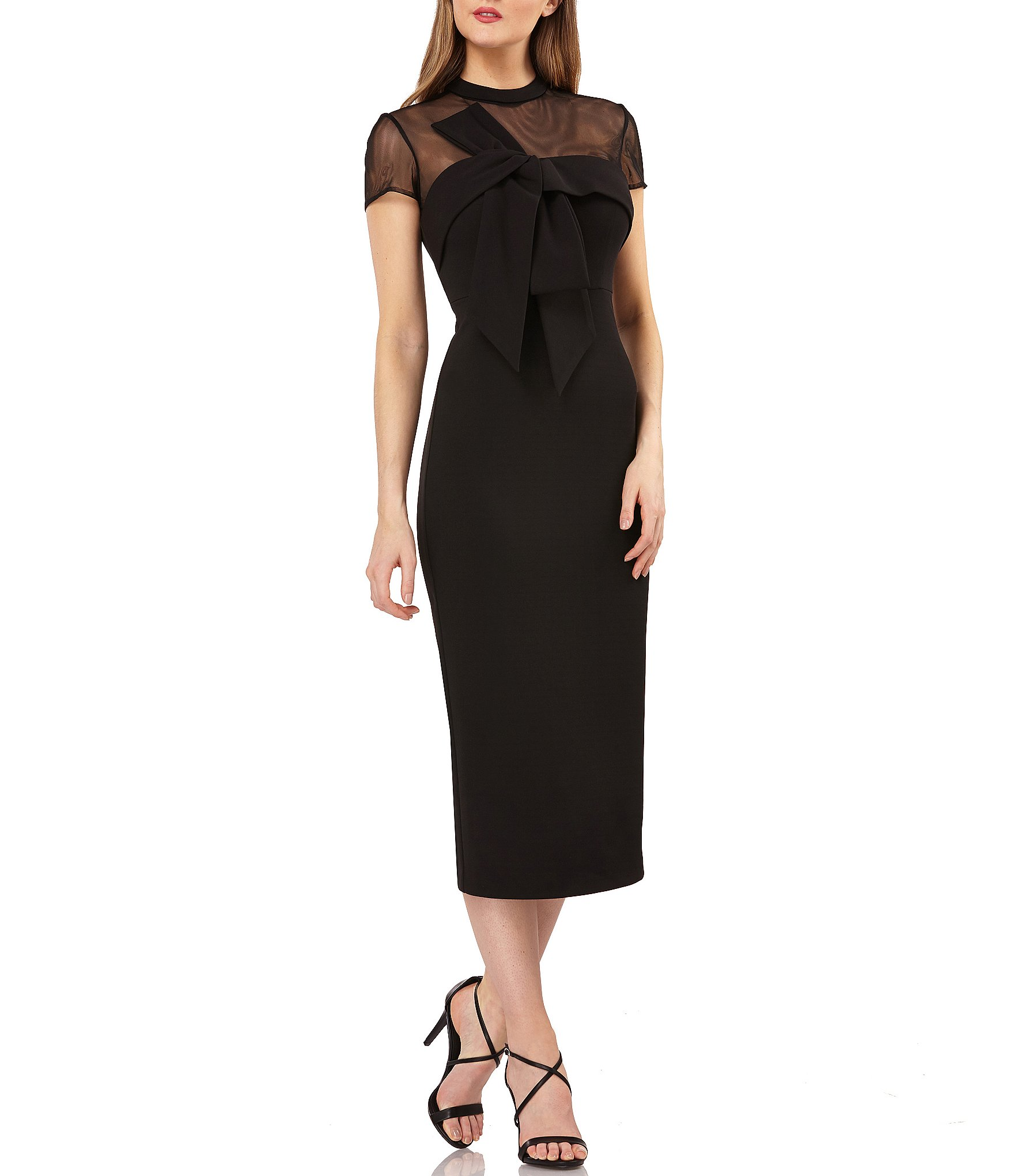 Black Women S Cocktail Party Dresses Dillard S