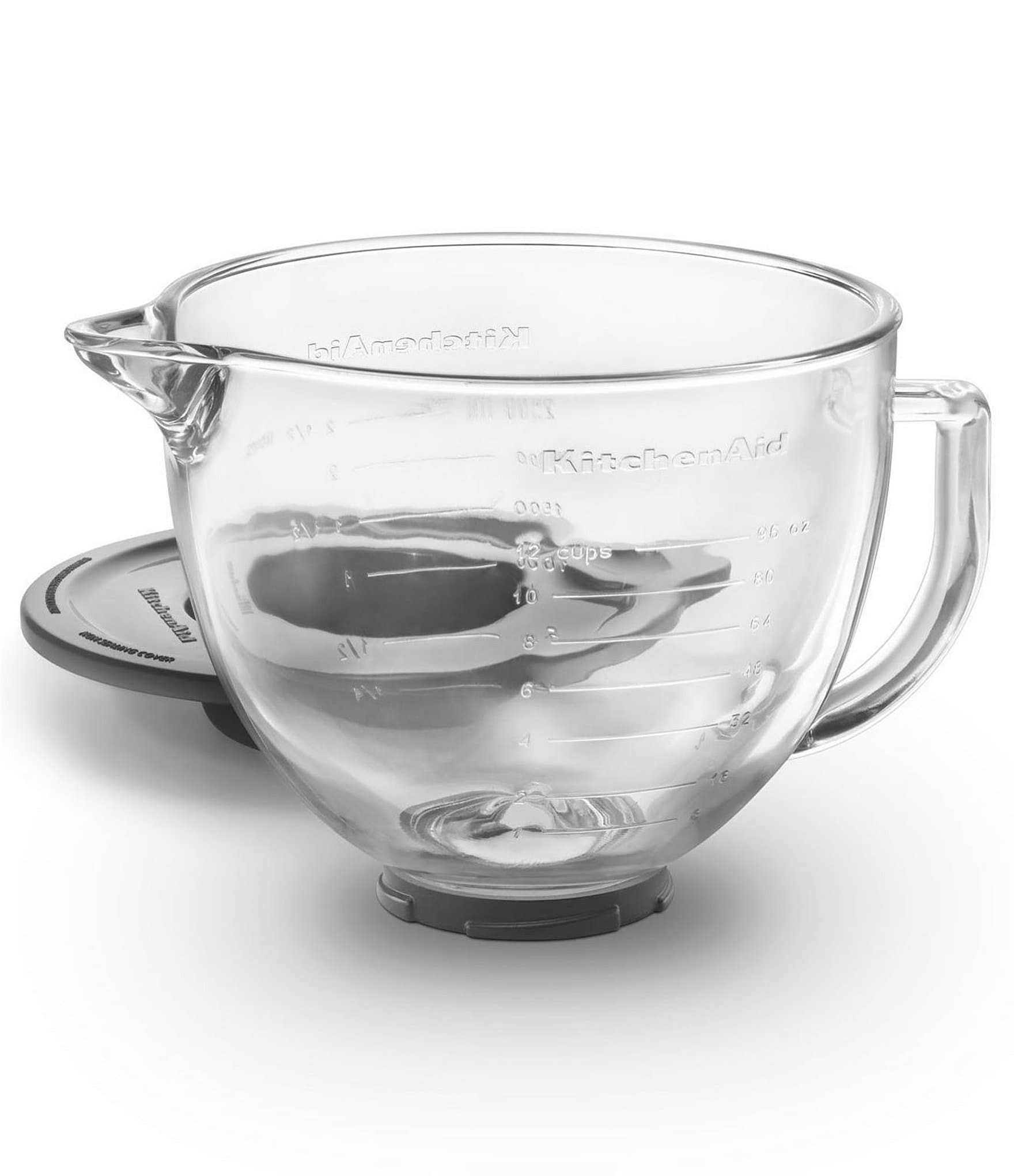 KitchenAid 5Quart Glass Bowl TiltHead Stand Mixer