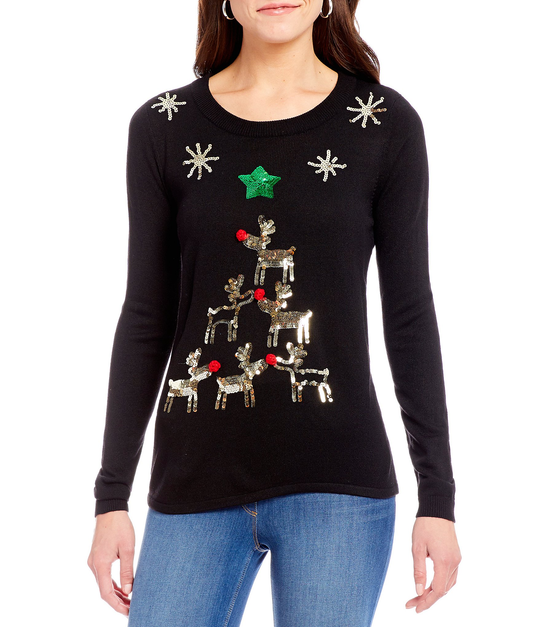 Christmas Sweaters For Juniors