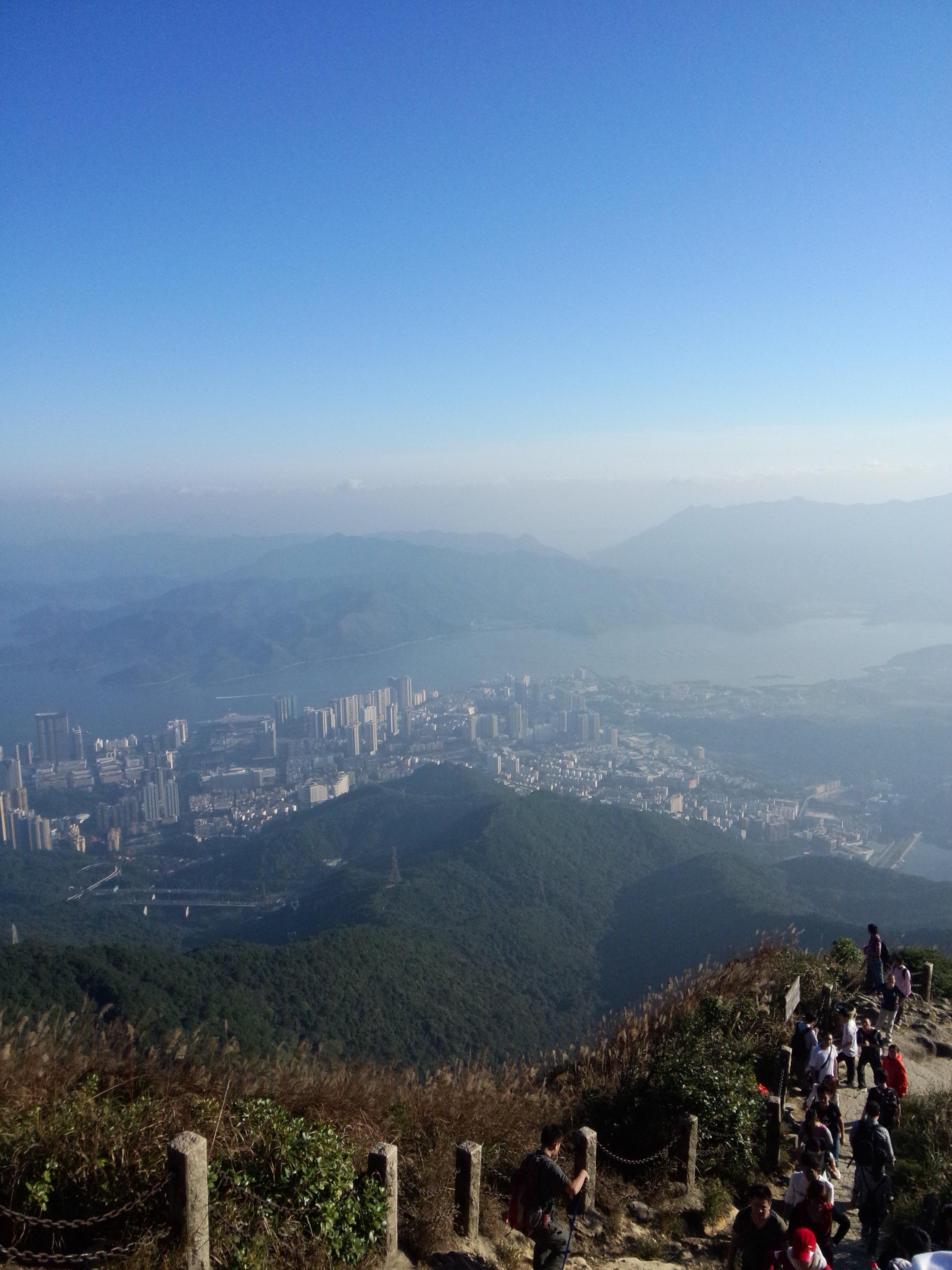 深圳梧桐山有多高-'深圳梧桐山有多高。?