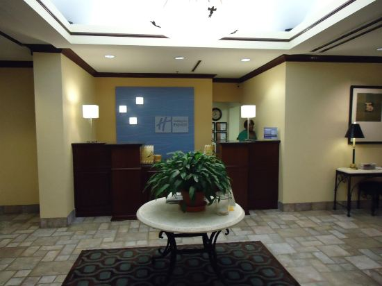 Holiday Inn Express Hotel Suites Anniston Oxford Calhoun