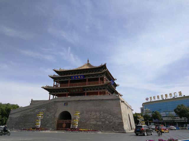 鼓樓景點-張掖旅遊評論-2017年10月12日旅行指南-Trip.com