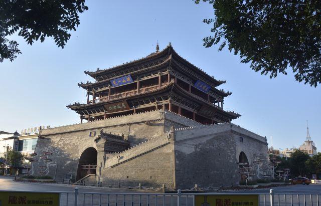 鼓樓景點-張掖旅遊評論-2019年7月30日旅行指南-Trip.com