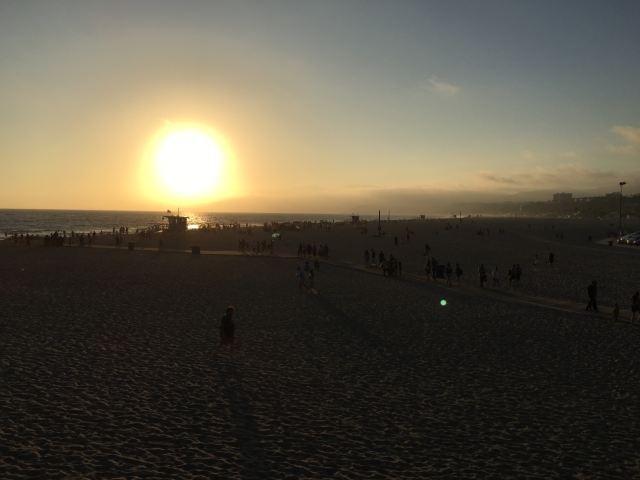 聖莫尼卡海灘景點-洛杉磯旅遊評論-2017年9月22日旅行指南-Trip.com