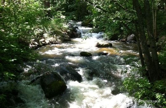 Lithia Park Travel Guidebook Must Visit Attractions In
