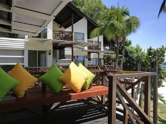 Sutera Sanctuary Lodges Manukan Island Hotel Bintang 4