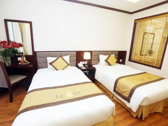 Lenid Hotel Tho Nhuom Hotel Bintang 4 Di Hanoi