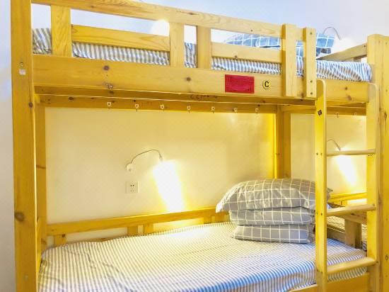 Lazy Bone International Hostel Hotel Bintang 2 Di Dalian
