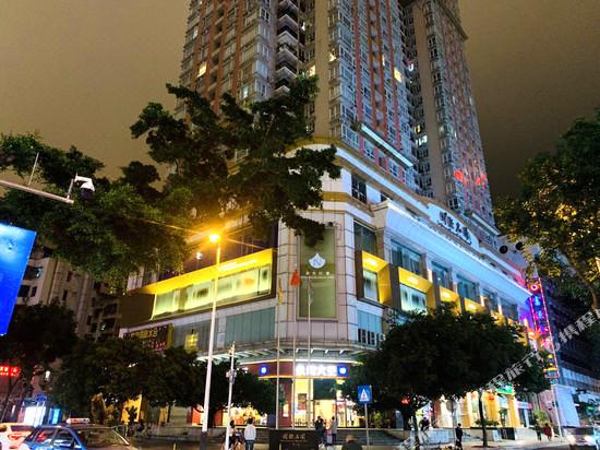 Shenzhen Ren Shan Heng Hotel Book Directions Navitime