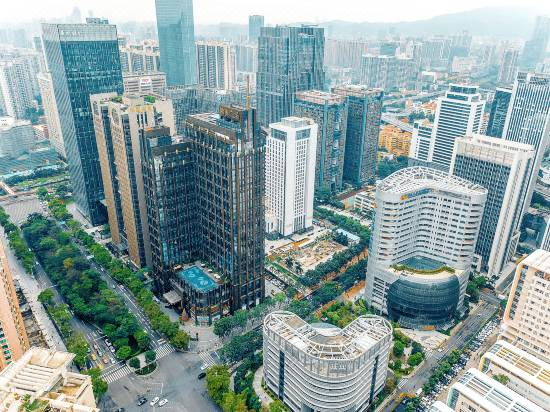Vaperse Hotel Hotel Bintang 4 Di Guangzhou