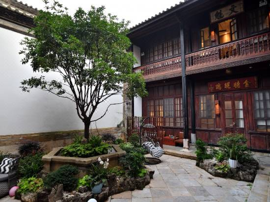 Kunming Silver Cabinet Boutique Inn Hotel Reviews And Room