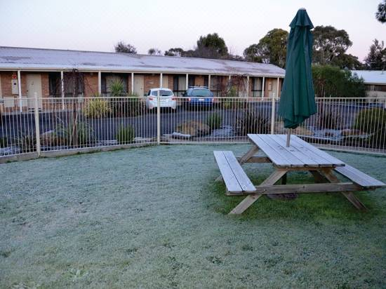 Begonia City Motor Inn Ballarat Hotel Reviews And Room Rates