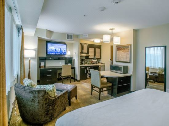 Staybridge Suites Denver Downtown Hotel Reviews And Room