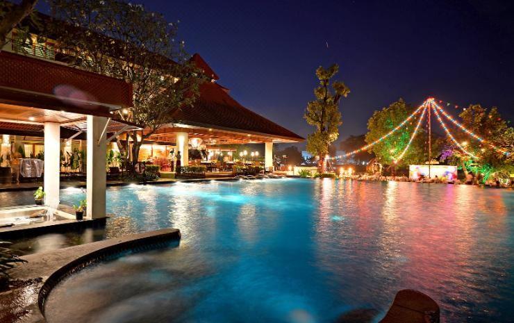 라티라나 리버사이드 스파 리조트 (Rati Lanna Riverside Spa Resort) :: Hugh's LOG