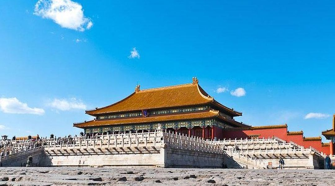 Beijing S Forbidden City With Special Viewing Of Treasure Gallery And The Great Wall Ruins At Badaling
