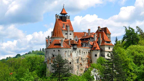 罗马尼亚布加勒斯特出发德古拉城堡一日游【派勒斯城堡+布兰城堡+德古拉的传奇故事】线路推荐【携程玩乐】