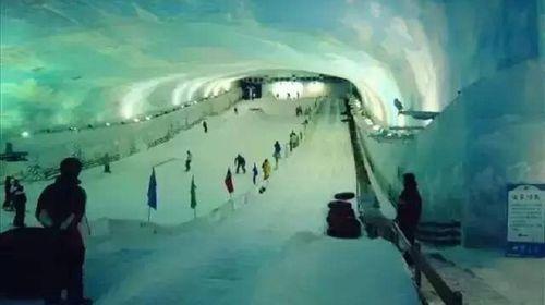 【新奇玩樂】深圳世界之窗阿爾卑斯冰雪世界滑冰滑雪體驗線路推薦【攜程玩樂】