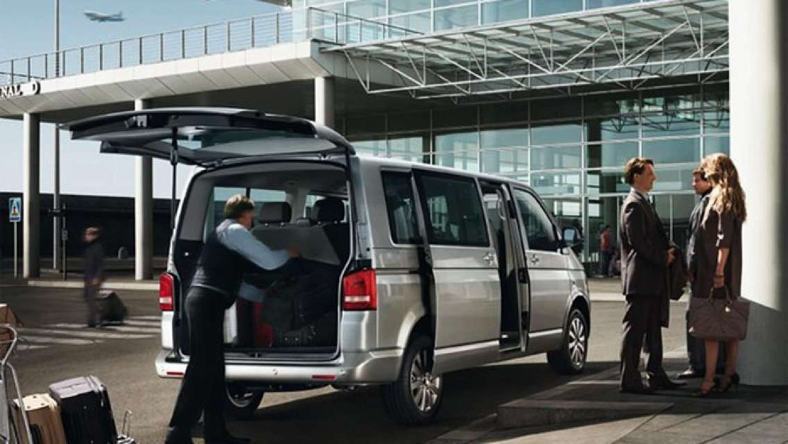 Private Transfer From Hotel In Frankfurt To Frankfort International Airport
