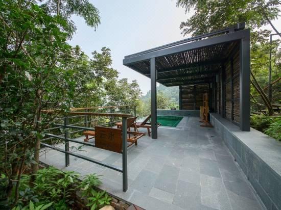Meijie Mountain Hotspring Resort Hotel Bintang 5 Di Liyang