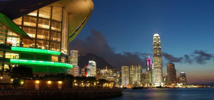 香港會議展覽中心旅遊攻略指南-香港會議展覽中心評價-香港會議展覽中心附近推薦-Trip.com
