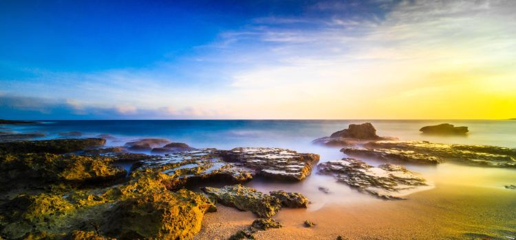 Kenting White Sand Bay Beach Travel Guidebook Must Visit