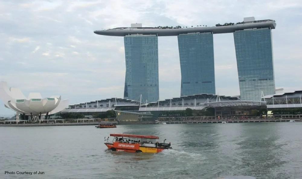 新加坡船長探索號 City Tours 鴨子船遊覽體驗 | Trip.com