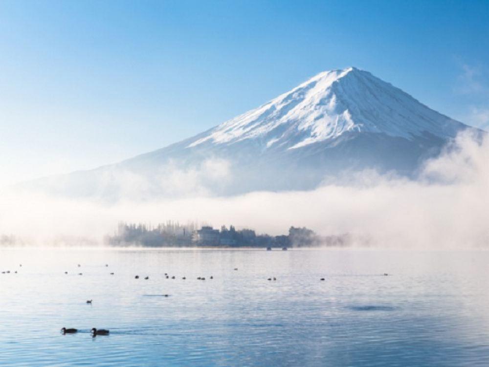 富士山五合目 河口湖 忍野八海 御殿場outlet 經典路線一 - 無料イラスト畫像