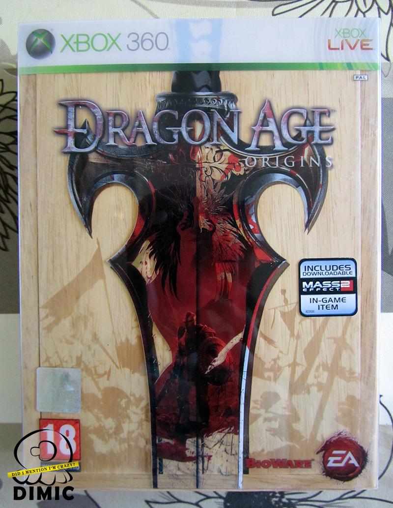 Dragon Age - Box (front)