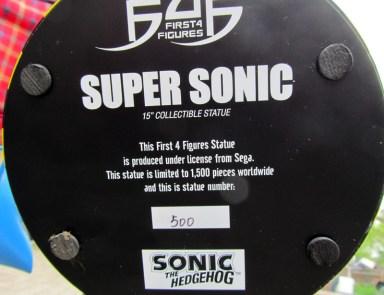 Super Sonic - Base (500)