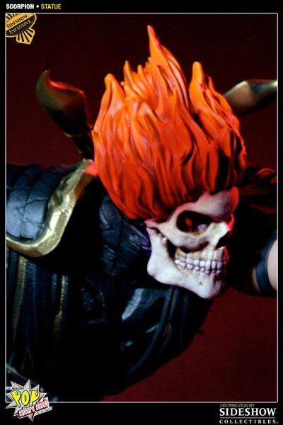 Mortal Kombat - Scorpion (Exclusive Head)