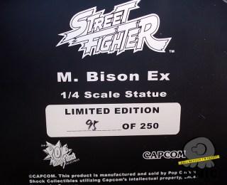 Street Fighter - M. Bison (95/250)