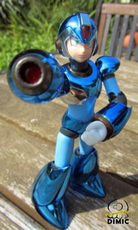 Bandai Megaman D-Arts: Megaman SDCC Exclusive