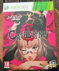Catherine: Stray Sheep Edition - Box